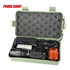 6000LM Flashlight X800 CREE T6 LED Torch Bicycle Light Charger Holder Box LOT