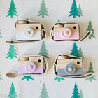Novelty Kids Wood Camera Room Decor Neck Hanging Rope Photographed Props Toys