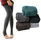 Winter Warm Women Lady Skinny Slim Stretch Pants Thick Tights New