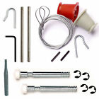 GARAGE DOOR SPARES HENDERSON MERLIN CABLES CONES ROLLER SPINDLES REPAIR TOOLS