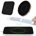 Antye Qi Wireless Charger Charging Pad For Samsung Galaxy S6/S6Edge Metal Border