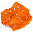 Reusable Baby Infant Nappy Cloth Diapers Soft Covers Washable Size Green SP