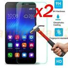 2x Tempered Glass Screen Protector Guard Film Shield For Various Mobile Phone