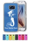Personalized Case For Galaxy Note 3/4/5 - Mermaid