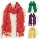 Layers by Lizden Sunflower Bubble Scarf with Fringe A230085