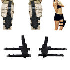Left Right Tactical Army Black Pistol/gun Drop Right Leg Thigh Holster
