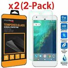 2-Pack Premium Tempered Glass Screen Protector Saver For Google Pixel / Pixel XL
