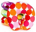 Micro Bead U Shaped Travel Pillow Airplane Car Neck Head Support Fashion Print