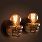 Vintage Fist Resin Wall Lights Aisle/Balcony light Retro Wall Lamp Light 6006