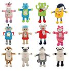FAB NOVELTY KIDS HOT WATER BOTTLES & COVER GREAT CHARACTER DESIGN CHRISTMAS GIFT