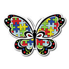 SET OF AUTISM AWARNESS STICKER DECAL or MAGNET