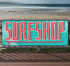vinyl shop usa - SURF SHOP Advertising Vinyl Banner Flag Sign Many Sizes Available USA