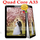 "10.1"" inch Android 4.4 Quad-Core 8GB Tablet PC Dual Camera WIFI Bluetooth Hot"