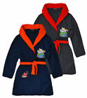 Boys Planes Dressing Gown Disney Kids Fleece Bath Robes New Ages 3 4 6 8 Years