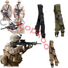 3 Three Point Rifle AR Sling Adjustable Tactical Airsoft Gun Strap for Hunting