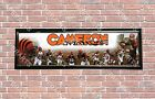 Personalized Customized Cincinnati Bengals Name Poster Sport Banner with Frame $35.0 USD on eBay
