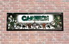 Personalized Customized Minnesota Wild Name Poster Sport Banner with Frame $35.0 USD on eBay