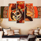 HOT 5Pcs Modern Art Oil Paintings Canvas Unframed Pictures Print Home Wall Decor