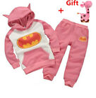 2016 Fashion New Clothing Set Children Hoody Warm Winter Kids Clothes Sets
