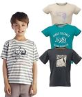Regatta Sunradar Boys Girls Kids Coolweave Cotton Design T-Shirt