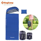 Kingcamp Camping Sleeping Bag Portable Outdoor Camp Hiking Suit Case Envelope