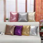 US Stock Super Shine Small Sequins Decorative Throw Pillow Case Cushion Covers