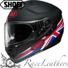 SHOEI GT AIR ROYALTY TC1 PATRIOT MATT MOTORCYCLE MOTORBIKE HELMET FREE PINLOCK