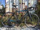 Used Excellent Condition Specialized Roubaix Comp 54cm Black and Blue