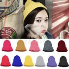 25 Style Wholesale Ladies Beanie Knit Ski Cap Hip-Hop Winter Warm Plain Long Hat