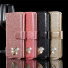 Magnetic-Bling-Flip-Leather-Wallet-Card-Case-Cover-For-iPhone-6-7-8-Plus-