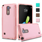 Slim Shockproof Impact Soft Bumper Armor Phone Case Cover For LG Stylo 2 LS 775