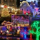100/200 LEDs Fairy String Lights For Festival Party Christmas Xmas Wedding Decor