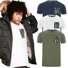 Brave Soul Designer Mens Taylor Camouflage T-Shirt New Cotton Military Army Top