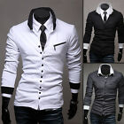 British Lunfan Slim Fit Men's Knit Tops Single-breasted Coats Cardigan Sweaters
