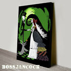 The Nightmare Before Christmas Jack And Sally Canvas Print Home Decor Wall