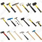 HAMMERS MALLETS & AXES Small-Large HEAVY DUTY TRADE QUALITY TOOLS Builders Hand