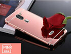 IIDA for LeEco Cool1 Dual Protective skin Aluminum Bumper mirror pc back cover