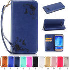 For  Samsung Galaxy Pattern Magnetic Flip Cover Stand Leather+TPU Wallet Case