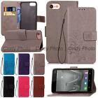 """For Huawei Enjoy 5S G8mini GR3 5.0"""" 3D Emboss PU Leather Stand Flip Case Cover"""