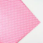 160x50cm Big Polka Dot cotton fabric patchwork quilt sewing DIY Cloth 3 Colors