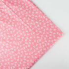160x50cm Pink Blue Bow cotton fabric patchwork quilt sewing DIY Cloth 4 Colors