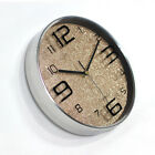 NEW Living Room Bedroom Round Modern Home Wall Clock Quartz Wall Clock  6972