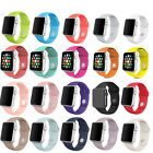Sports Silicone Bracelet Wrist Strap Band Clasp For Apple Watch iWatch 38mm/42MM