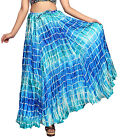 Carrel Imported Satin Fabric Printed Long Skirt For Women's. 3485