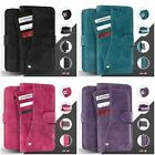 For ZTE Grand X Max 2 Kirk Zmax Pro ZIZO Pocket Wallet Case Pouch Slots