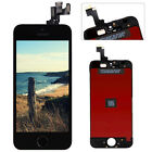 For iPhone 5S 5C LCD Glass Lens Digitizer Assembly Screen Replacement + Frame US