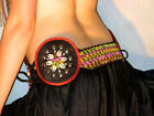 We3 Bellydance  Belly Dance Closeout Tribal Belt Base Embroidered SUPER SALE!