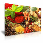 FOOD & DRINK Spice Pepper Canvas Framed Printed Wall Art 43 ~ More Size