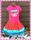 girls trolls dress Poppy party 4/5 6/6X 7/8 10/12 and 14/16 ready to ship NWT image