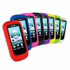 Tuff-Luv Silicone Gel Skin Case & Screen Cover for Garmin Golf Approach G8
